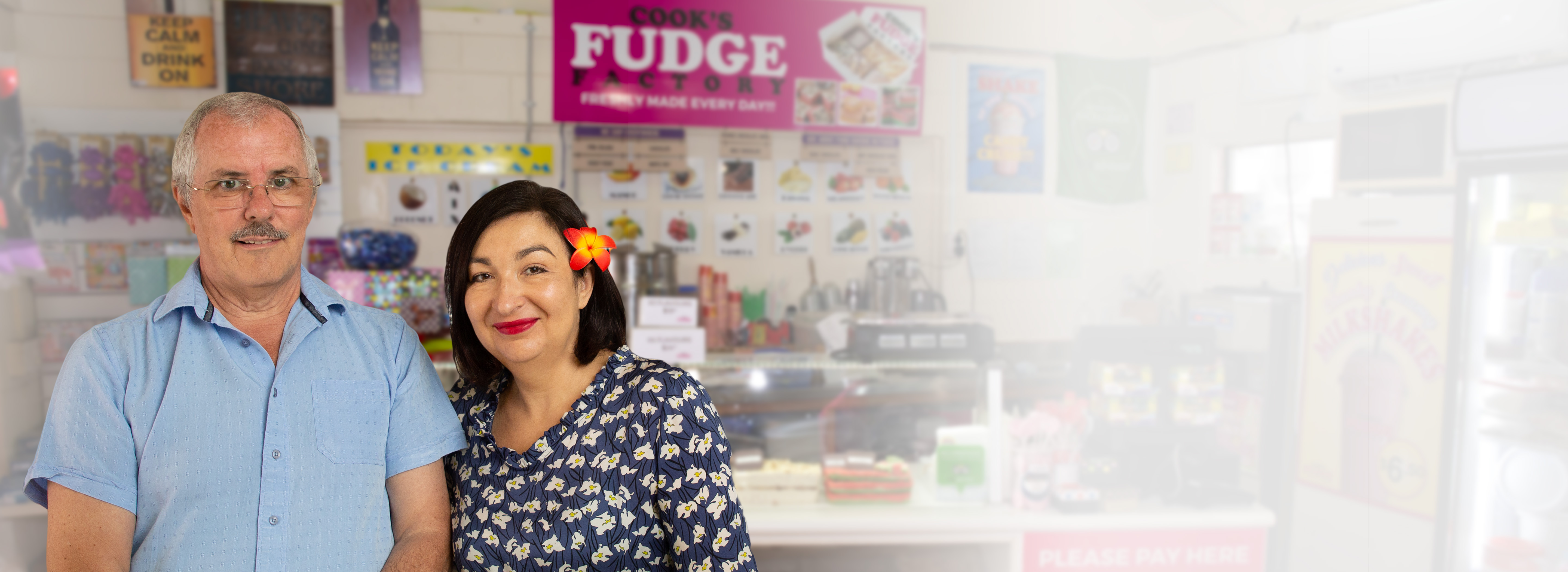 Cook Island Fudge Factory